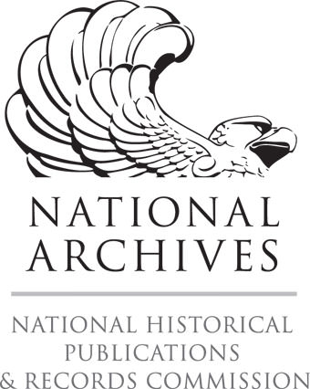 National Historical Publications and Records Commission (NHPRC) logo